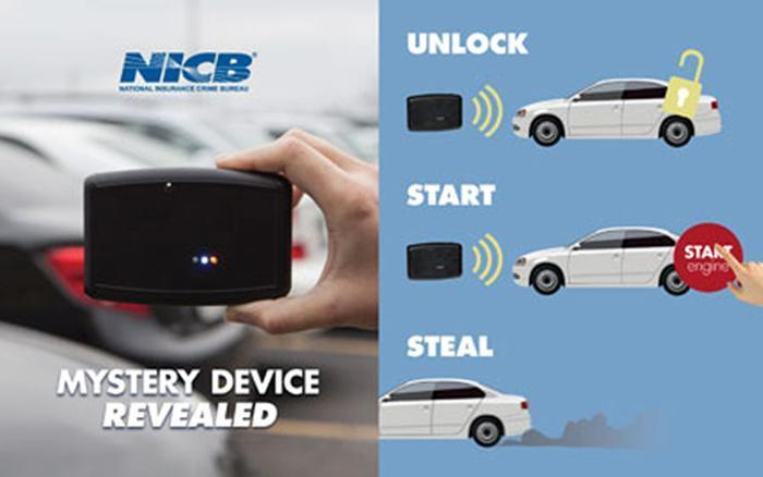 Insurers Identify Devices Used By Car Thieves To Unlock