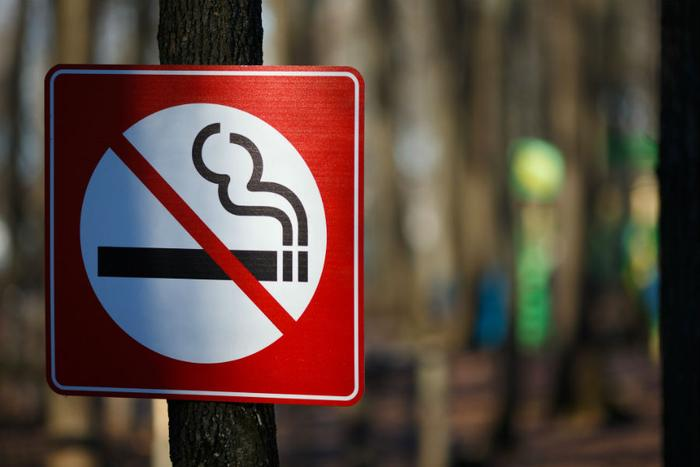 Tobacco giant shares burnt by menthol ban report
