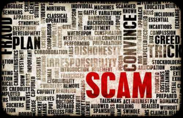 "Collect Call From Prison"" scams: snagging two categories of"