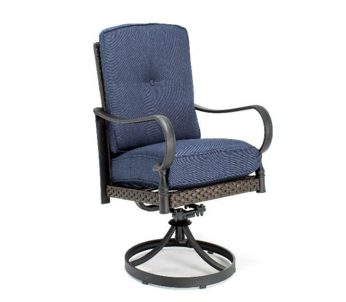 Brown Jordan Services Of Simpsonville, Ky., Is Recalling About 1,500 Swivel Patio  Chairs.