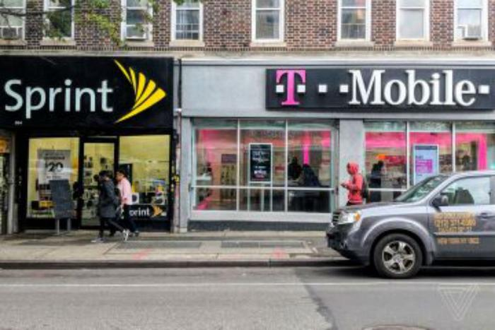 Sprint +5.8% on report T-Mobile aiming for merger deal next week
