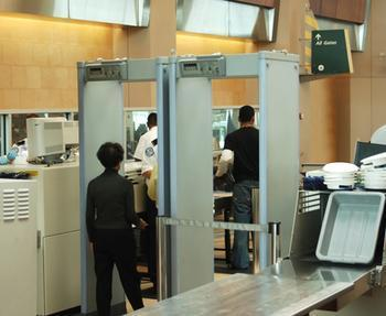 I need help with a 3 minute opening statement against airport scanners.?