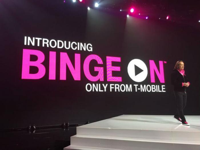 77a906dab50 T-Mobile customers have been able to stream music from major sources  without having to worry about exceeding their data caps