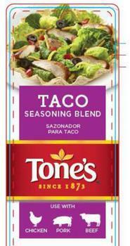 Tone's Taco Seasoning Blend