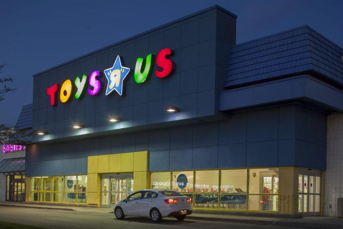 Playtime Over For Toys 'R' Us