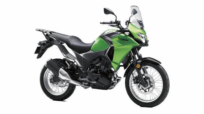 kawasaki recalls model year 2017 versys-x 300 motorcycles