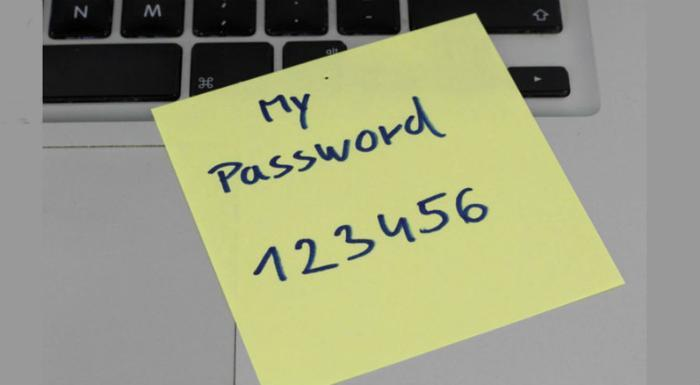 The worst passwords used in 2018 have been revealed