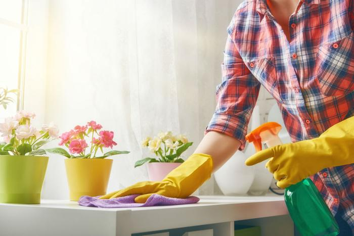 Household cleaning can be as bad as smoking for lung function