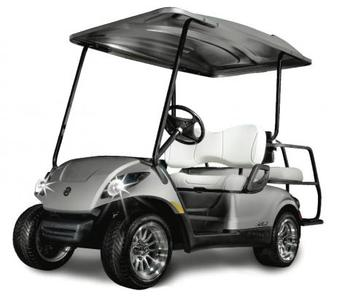 Yamaha Golf Cart Model Ga