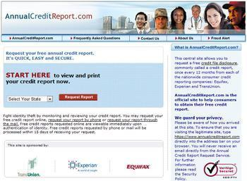 Getting a credit report for a business