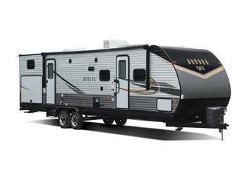 Forest River Aurora travel trailer