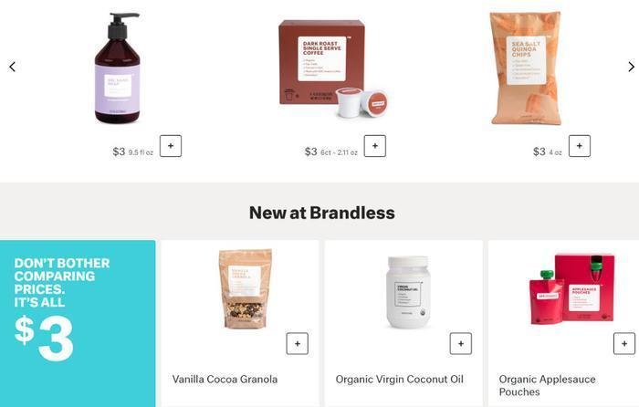 Image result for Brandless