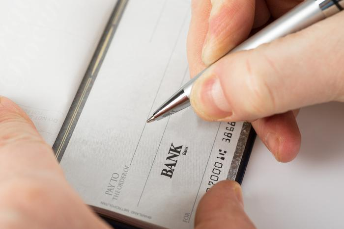 Check-writers beware: your checks can be cashed more than once
