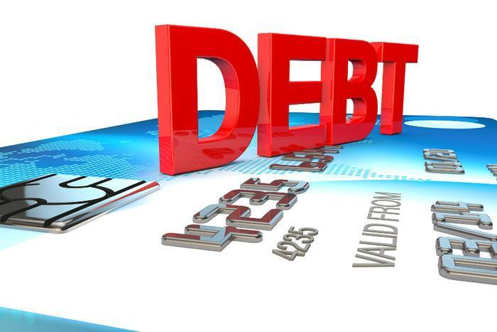 What can credit card debt collectors do to somebody in Texas?
