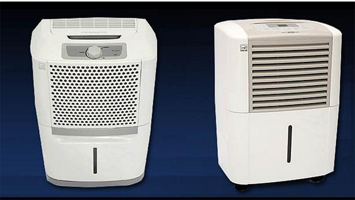 Millions of dehumidifiers recalled because of fire danger
