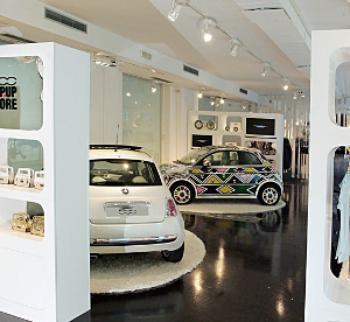 A Fiat Studio