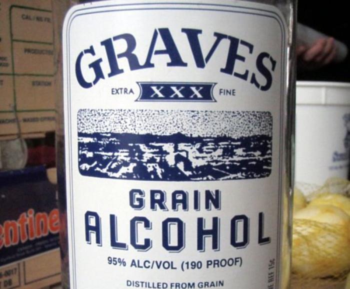 Maryland bans grain alcohol