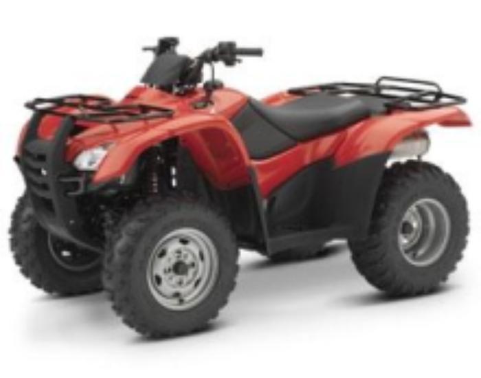 Rear Hand Brake Cable~2004 Honda TRX250TE FourTrax Recon ES~Sports Parts Inc.