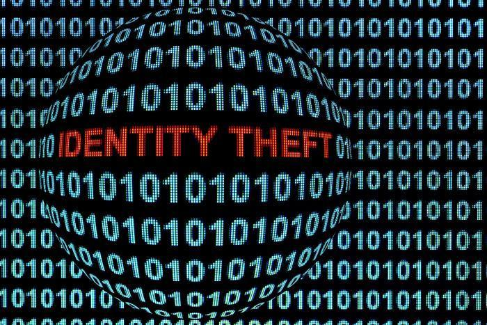When did identity theft first appear?