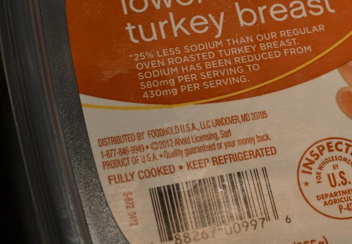 Congress may repeal country-of-origin food labeling law