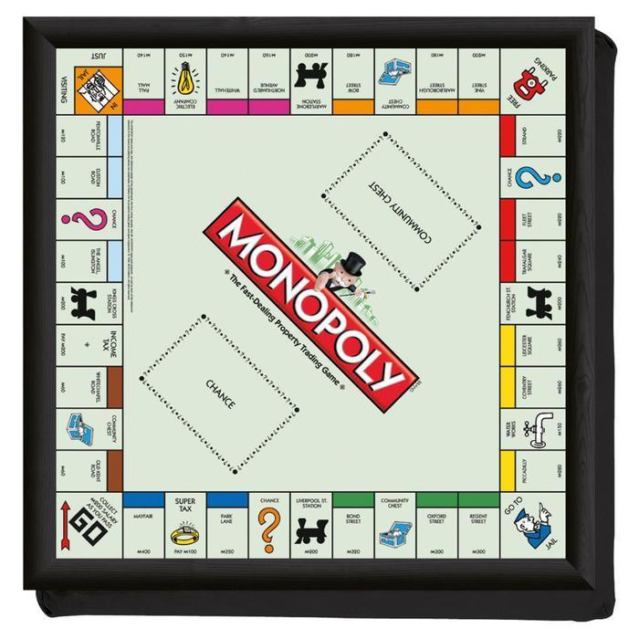 A Monopoly Game With Real Money Oui But Only In France