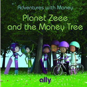 New e-book teaches kids how to spend and save money