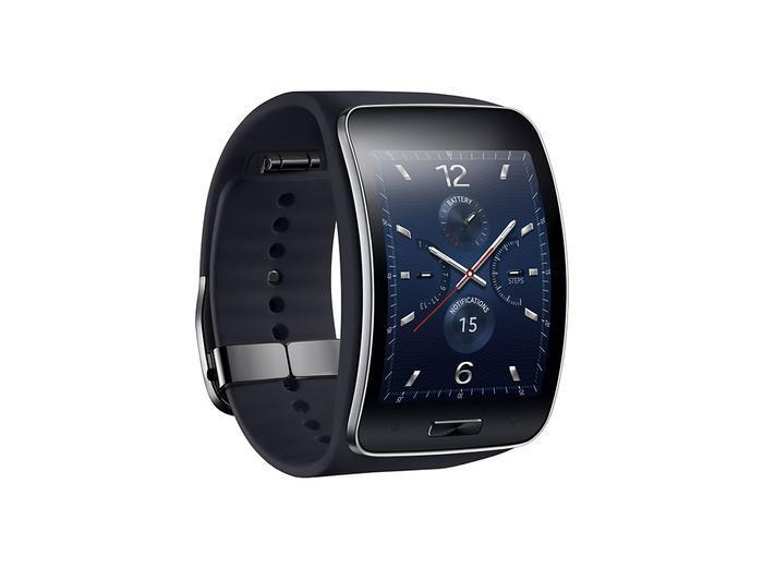 Samsung s Gear S (Photo credit  Samsung) ... 481327380950