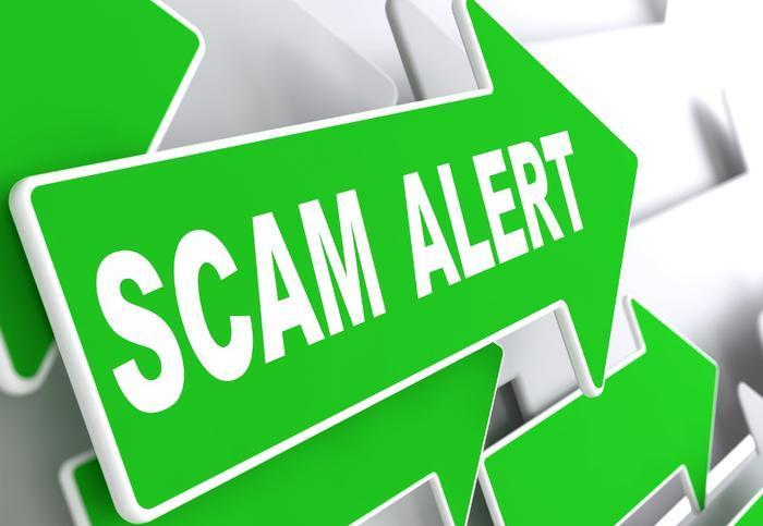 Job scam alert: real company name, fake company job offer