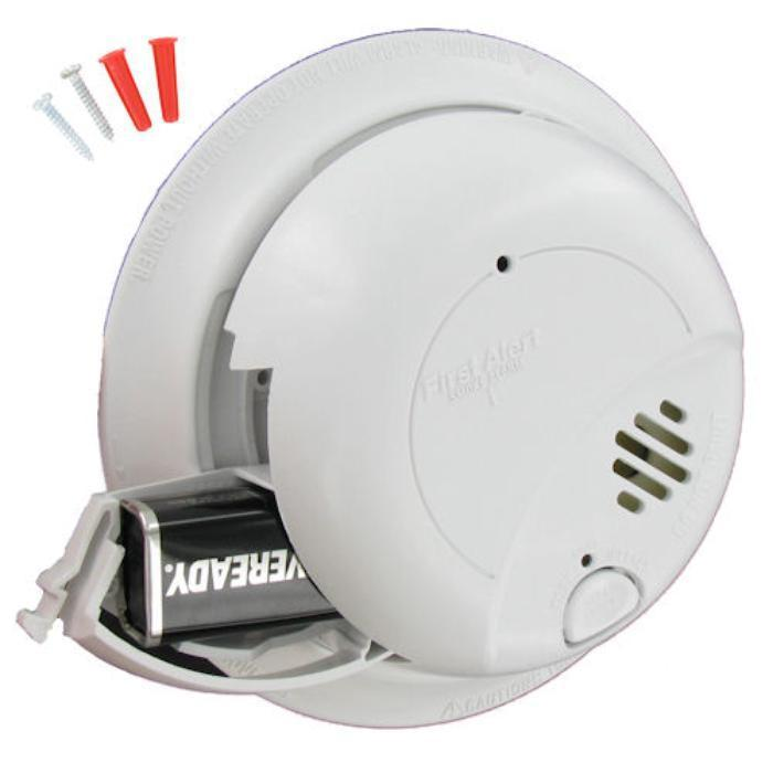 Survey Low Battery Chirp May Be Smoke Alarm Safety Hazard