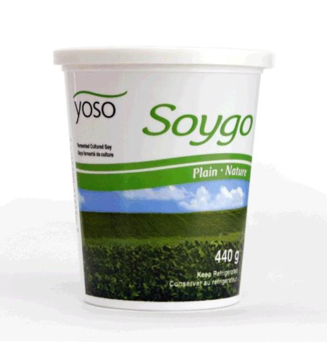 2a16e0847d38 Flamaglo Foods is recalling Yoso brand Soygo fermented cultured soy products .