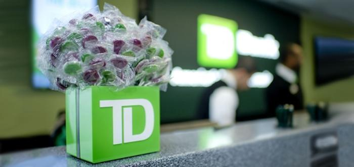 TD Bank's overdraft fees are excessive, lawsuit charges