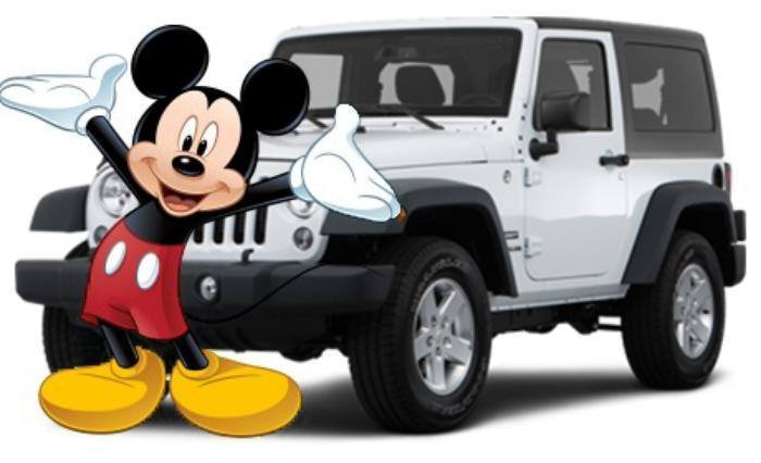 5ad51f87d98 How are Jeeps and Mickey Mouse alike  Consumers regard them both as highly  patriotic
