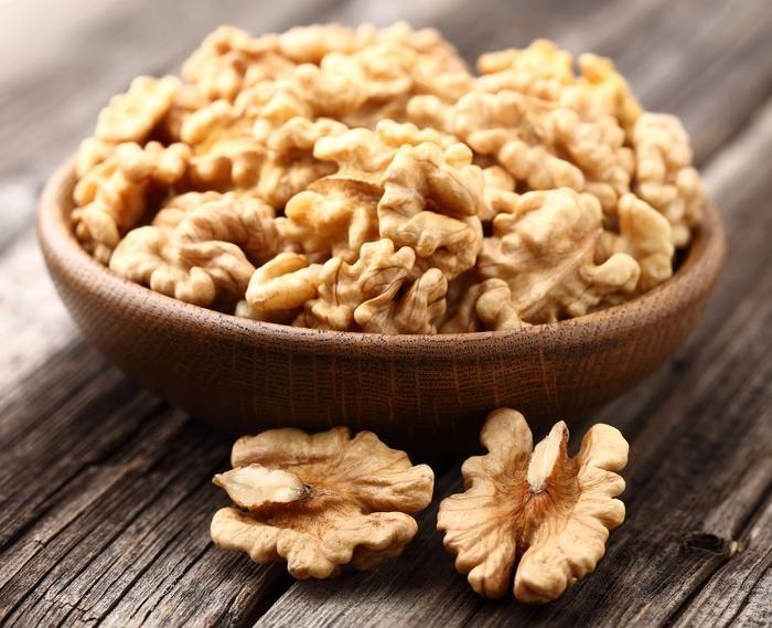 Walnuts may lower blood pressure, risk for heart disease