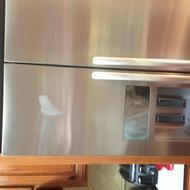 kitchenaid counter depth side by side this pertains to a new purchased in january