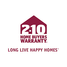 2-10 home buyers warranty logo