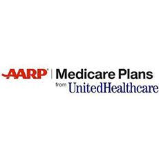 aarp by unitedhealthcare logo