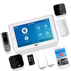 protect your home: adt puls + video