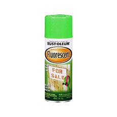 amazon fluorescent green paint