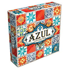 azul: mosiac-building board game