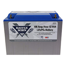 battle born lifepo4 battery