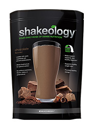 best diet shake with water