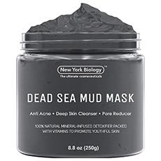 biology dead sea mud mask