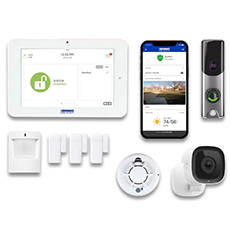 brinks home security alarm
