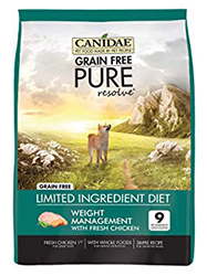Canidae pure resolve