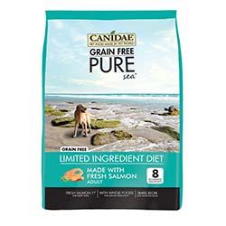 best grain free dog food for skin allergies