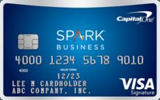 capital one spark miles