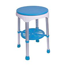 carex swivel shower stool