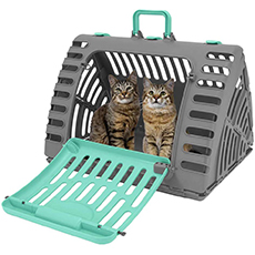 foldable travel cat carrier