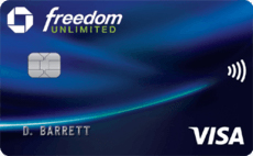 chase freedom unlimited balance transfer