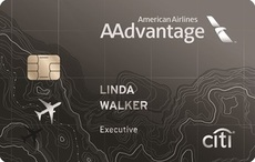 citi aadvantage executive world elite mastercard